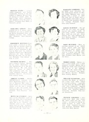 Page 16, 1954 Edition, Napanee District Secondary School - Torch Yearbook (Napanee, Ontario Canada) online yearbook collection