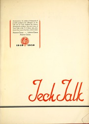 Page 7, 1950 Edition, Ottawa Technical High School - Tech Talk Yearbook (Ottawa, Ontario Canada) online yearbook collection