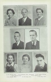 Page 7, 1943 Edition, Paris District High School - Yearbook (Paris, Ontario Canada) online yearbook collection