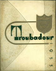 Catholic High School of Baltimore - Troubadour Yearbook (Baltimore, MD) online yearbook collection, 1953 Edition, Page 1