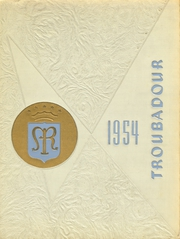 Page 1, 1954 Edition, Catholic High School of Baltimore - Troubadour Yearbook (Baltimore, MD) online yearbook collection