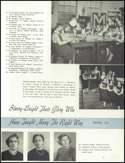 Page 15, 1954 Edition, Catholic High School of Baltimore - Troubadour Yearbook (Baltimore, MD) online yearbook collection