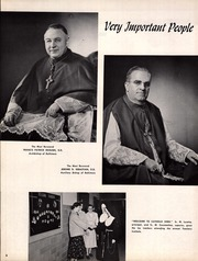Page 10, 1956 Edition, Catholic High School of Baltimore - Troubadour Yearbook (Baltimore, MD) online yearbook collection