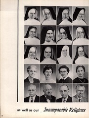 Page 14, 1956 Edition, Catholic High School of Baltimore - Troubadour Yearbook (Baltimore, MD) online yearbook collection