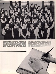 Page 17, 1956 Edition, Catholic High School of Baltimore - Troubadour Yearbook (Baltimore, MD) online yearbook collection
