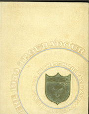 Catholic High School of Baltimore - Troubadour Yearbook (Baltimore, MD) online yearbook collection, 1959 Edition, Page 1