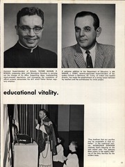 Page 15, 1965 Edition, Catholic High School of Baltimore - Troubadour Yearbook (Baltimore, MD) online yearbook collection