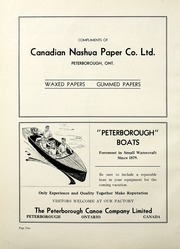 Page 8, 1938 Edition, Peterborough Collegiate and Vocational School - Echoes Yearbook (Peterborough, Ontario Canada) online yearbook collection