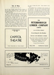 Page 99, 1938 Edition, Peterborough Collegiate and Vocational School - Echoes Yearbook (Peterborough, Ontario Canada) online yearbook collection