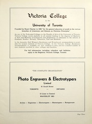 Page 9, 1940 Edition, Peterborough Collegiate and Vocational School - Echoes Yearbook (Peterborough, Ontario Canada) online yearbook collection