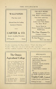 Page 10, 1927 Edition, Sarnia Collegiate Institute and Technical School - Collegiate Yearbook (Sarnia, Ontario Canada) online yearbook collection