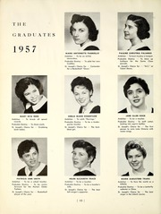 Page 16, 1957 Edition, St Josephs College School - Congreavit Nos Yearbook (Toronto, Ontario Canada) online yearbook collection