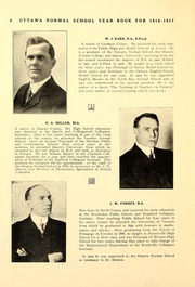 Page 14, 1917 Edition, University of Ottawa - Annuaire Yearbook (Ottawa, Ontario Canada) online yearbook collection