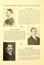 Page 16, 1917 Edition, University of Ottawa - Annuaire Yearbook (Ottawa, Ontario Canada) online yearbook collection