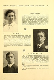 Page 17, 1917 Edition, University of Ottawa - Annuaire Yearbook (Ottawa, Ontario Canada) online yearbook collection