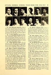 University of Ottawa - Annuaire Yearbook (Ottawa, Ontario Canada) online yearbook collection, 1917 Edition, Page 27