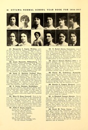 University of Ottawa - Annuaire Yearbook (Ottawa, Ontario Canada) online yearbook collection, 1917 Edition, Page 30
