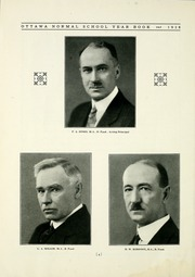 Page 10, 1928 Edition, University of Ottawa - Annuaire Yearbook (Ottawa, Ontario Canada) online yearbook collection