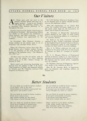 Page 17, 1928 Edition, University of Ottawa - Annuaire Yearbook (Ottawa, Ontario Canada) online yearbook collection