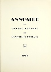 Page 11, 1951 Edition, University of Ottawa - Annuaire Yearbook (Ottawa, Ontario Canada) online yearbook collection