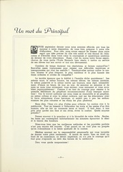 Page 15, 1951 Edition, University of Ottawa - Annuaire Yearbook (Ottawa, Ontario Canada) online yearbook collection