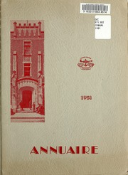 Page 5, 1951 Edition, University of Ottawa - Annuaire Yearbook (Ottawa, Ontario Canada) online yearbook collection