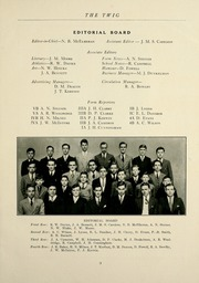 Page 15, 1935 Edition, University of Toronto Schools - Twig Yearbook (Toronto, Ontario Canada) online yearbook collection