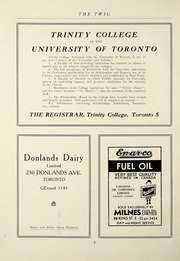 Page 8, 1935 Edition, University of Toronto Schools - Twig Yearbook (Toronto, Ontario Canada) online yearbook collection