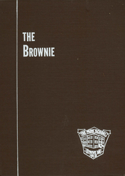 1955 Edition, Park School of Baltimore - Brownie Yearbook (Baltimore, MD)