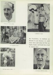 Page 11, 1956 Edition, Park School of Baltimore - Brownie Yearbook (Baltimore, MD) online yearbook collection