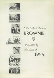 Page 5, 1956 Edition, Park School of Baltimore - Brownie Yearbook (Baltimore, MD) online yearbook collection