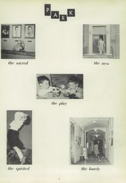 Page 7, 1957 Edition, Park School of Baltimore - Brownie Yearbook (Baltimore, MD) online yearbook collection