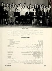 Page 11, 1950 Edition, Woodstock Collegiate Institute - Oracle Yearbook (Woodstock, Ontario Canada) online yearbook collection