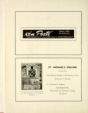 Page 6, 1950 Edition, Woodstock Collegiate Institute - Oracle Yearbook (Woodstock, Ontario Canada) online yearbook collection