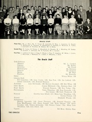 Page 11, 1952 Edition, Woodstock Collegiate Institute - Oracle Yearbook (Woodstock, Ontario Canada) online yearbook collection
