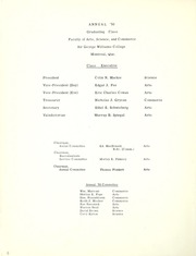 Page 12, 1950 Edition, Sir George Williams University - Annual Yearbook (Montreal, Quebec Canada) online yearbook collection