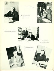 Page 17, 1950 Edition, Sir George Williams University - Annual Yearbook (Montreal, Quebec Canada) online yearbook collection