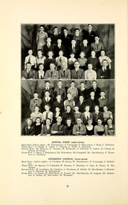 Page 16, 1934 Edition, Central Collegiate Institute - Ye Flame Yearbook (Regina, Saskatchewan Canada) online yearbook collection