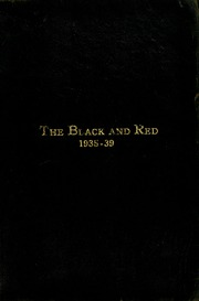 Page 1, 1936 Edition, St Michaels University School - Black Red and Blue Yearbook (Victoria, British Columbia Canada) online yearbook collection