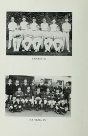 Page 10, 1936 Edition, St Michaels University School - Black Red and Blue Yearbook (Victoria, British Columbia Canada) online yearbook collection