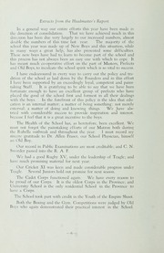 Page 12, 1936 Edition, St Michaels University School - Black Red and Blue Yearbook (Victoria, British Columbia Canada) online yearbook collection