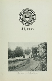 Page 7, 1938 Edition, St Michaels University School - Black Red and Blue Yearbook (Victoria, British Columbia Canada) online yearbook collection
