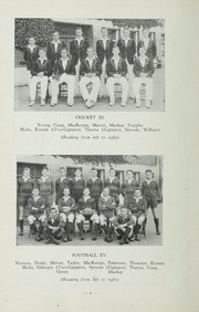 Page 10, 1939 Edition, St Michaels University School - Black Red and Blue Yearbook (Victoria, British Columbia Canada) online yearbook collection
