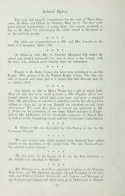 Page 12, 1939 Edition, St Michaels University School - Black Red and Blue Yearbook (Victoria, British Columbia Canada) online yearbook collection