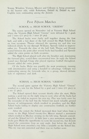 Page 16, 1939 Edition, St Michaels University School - Black Red and Blue Yearbook (Victoria, British Columbia Canada) online yearbook collection