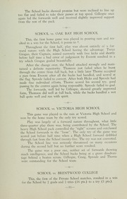 Page 17, 1939 Edition, St Michaels University School - Black Red and Blue Yearbook (Victoria, British Columbia Canada) online yearbook collection