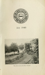 Page 3, 1940 Edition, St Michaels University School - Black Red and Blue Yearbook (Victoria, British Columbia Canada) online yearbook collection