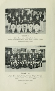 Page 6, 1940 Edition, St Michaels University School - Black Red and Blue Yearbook (Victoria, British Columbia Canada) online yearbook collection