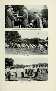 Page 17, 1956 Edition, St Michaels University School - Black Red and Blue Yearbook (Victoria, British Columbia Canada) online yearbook collection