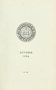 Page 5, 1956 Edition, St Michaels University School - Black Red and Blue Yearbook (Victoria, British Columbia Canada) online yearbook collection